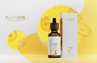 el mejor sérum facial con vitamina c Nanoil