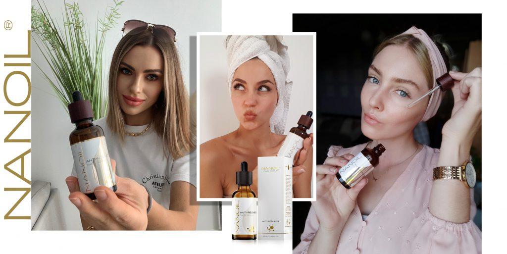 Nanoil el mejor sérum facial para las pieles sensibles